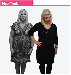 weight loss success stories - Trudy