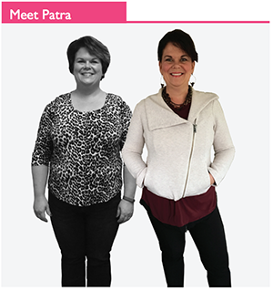 weight loss success stories - Patra