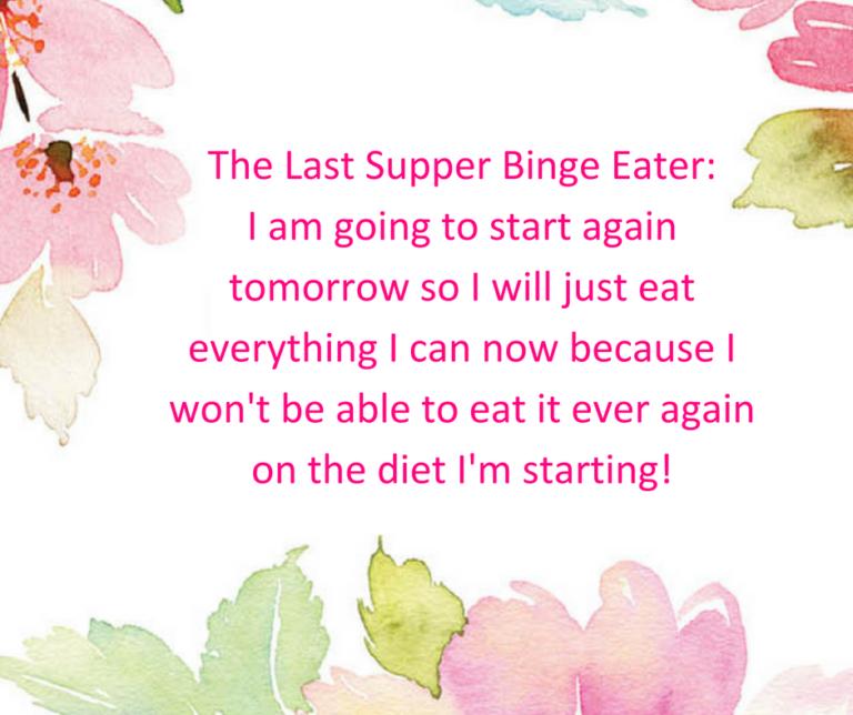 reasons for emotional eating - binge eating