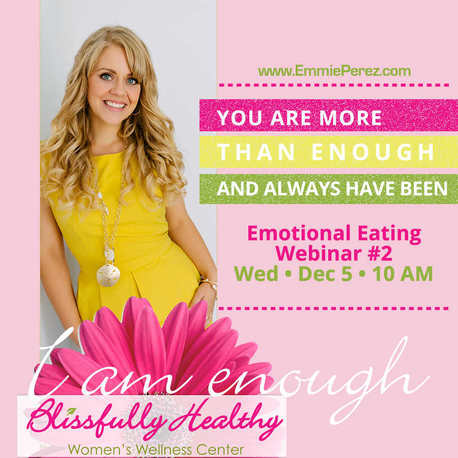 emotional eating webinar
