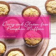 dairy free pumpkin muffins - gluten free pumpkin muffin recipe