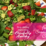 Strawberry Avocado Chop Salad