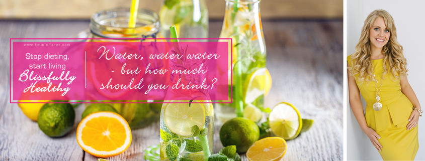 water and weight loss